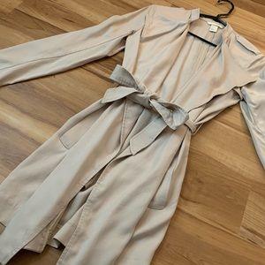 Lightweight Long Coat